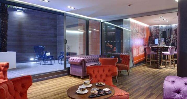 Hotel Madrid Centre Ville Avec Piscine