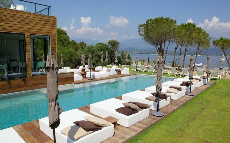 Mariosa a design boutique hotel porto vecchio france for Hotels porto vecchio