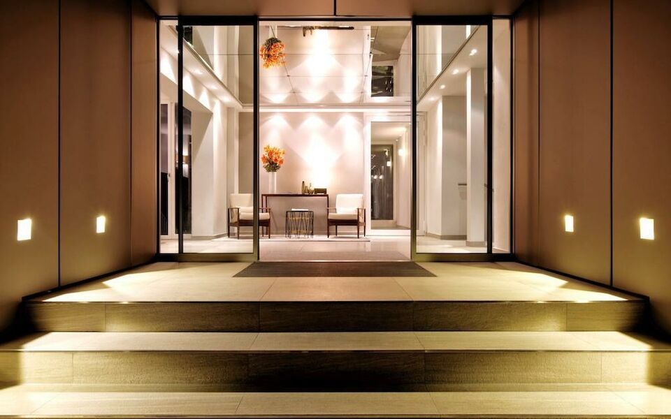 H otello f22 a design boutique hotel munich germany for Design hotel schwabing