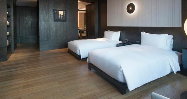Hyatt Regency Wuhan Optics Valley  A Design Boutique Hotel
