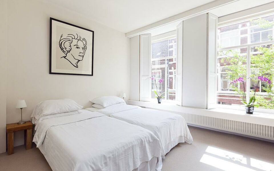 Kien Bed & Breakfast Studio's, Amsterdam, Centrum (1)