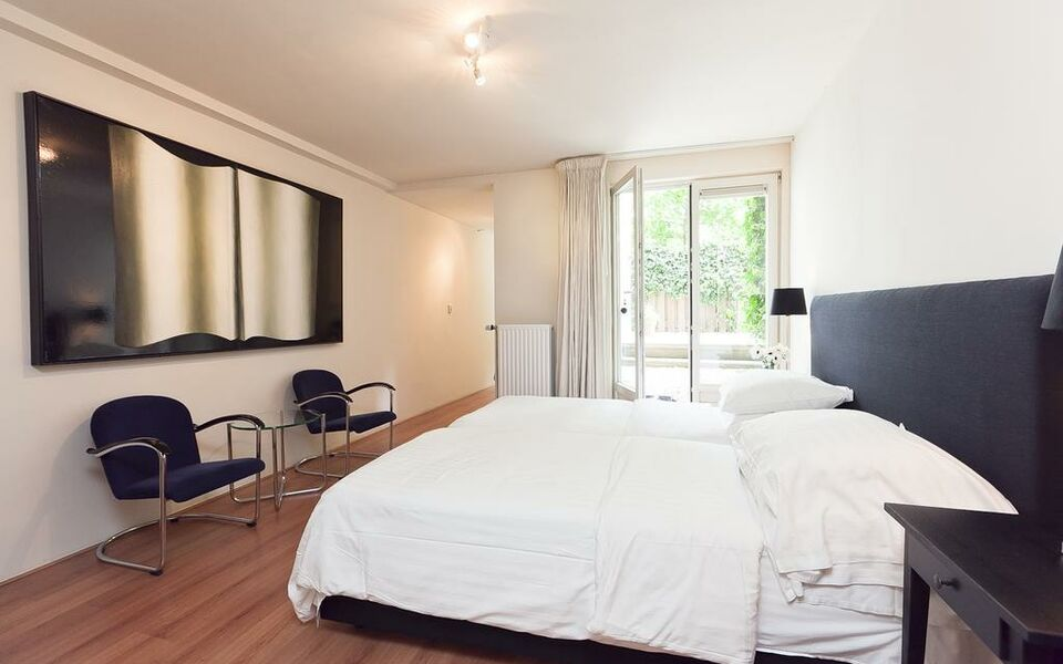 Kien Bed & Breakfast Studio's, Amsterdam, Centrum (2)