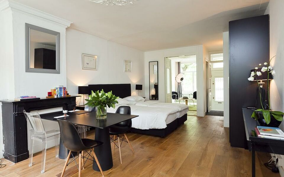 Kien Bed & Breakfast Studio's, Amsterdam, Centrum (3)