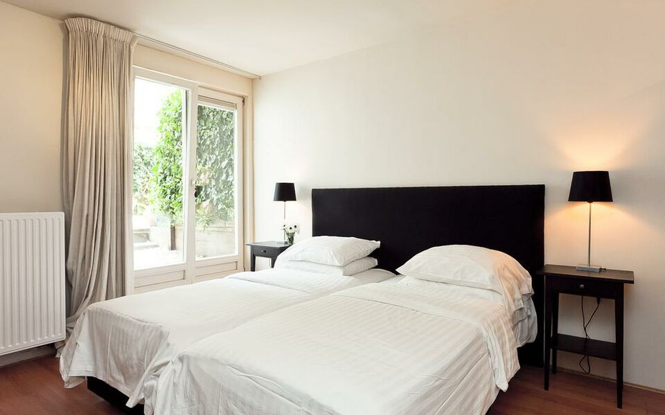 Kien Bed & Breakfast Studio's, Amsterdam, Centrum (5)