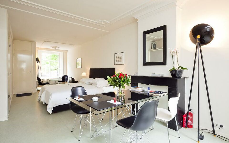 Kien Bed & Breakfast Studio's, Amsterdam, Centrum (7)