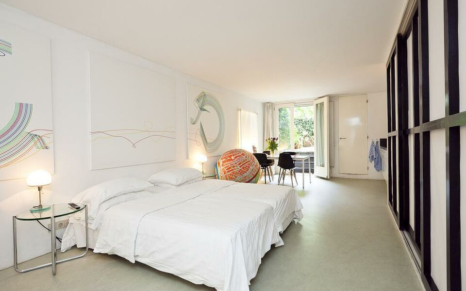 Kien Bed & Breakfast Studio's, Amsterdam, Centrum (10)