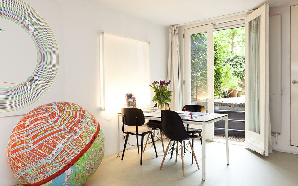 Kien Bed & Breakfast Studio's, Amsterdam, Centrum (11)