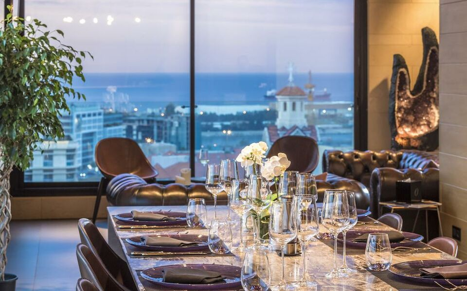 O monot boutique hotel beirut a design boutique hotel for Design boutique hotel imperialart