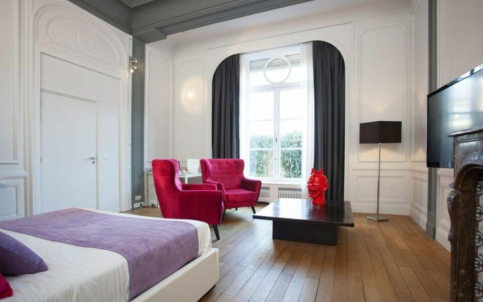 L 39 esplanade lille a design boutique hotel lille france for Hotel design lille