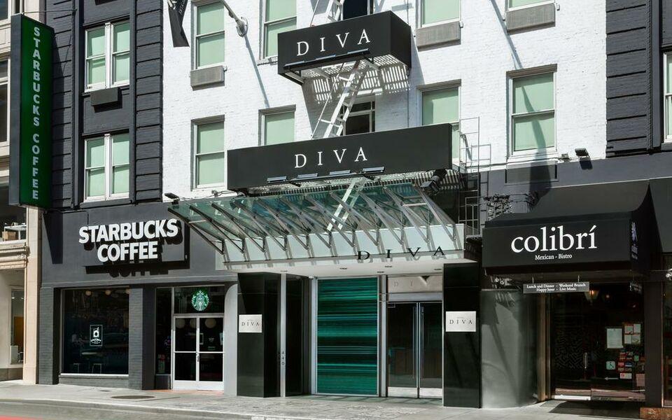 Hotels On Geary Street San Francisco