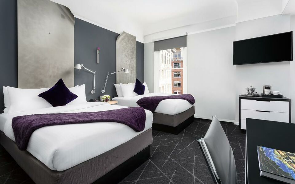 Hotel Diva San Francisco Bewertung
