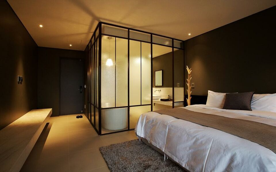 Urban boutique hotel a design boutique hotel anyang for Hip boutique hotels