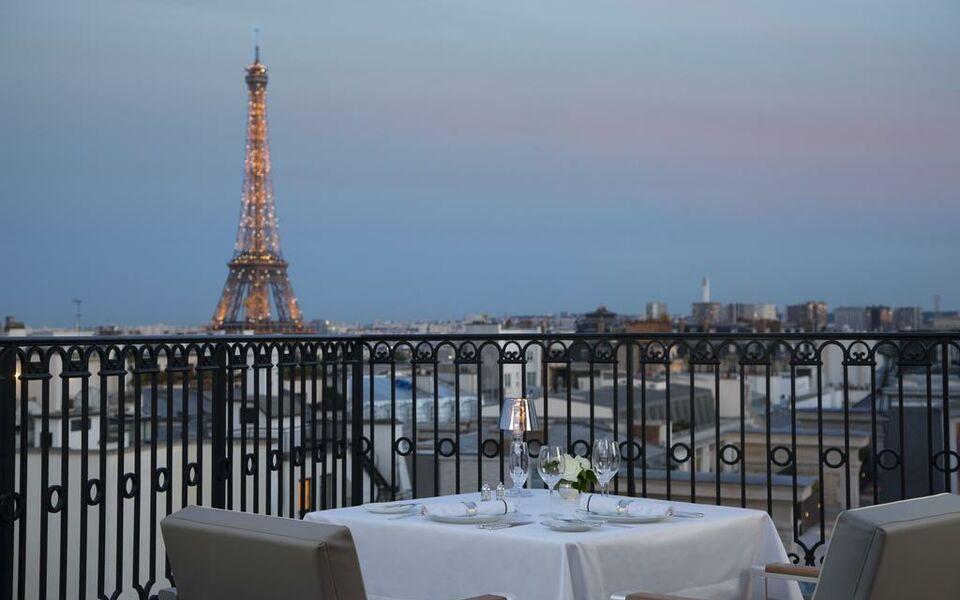 Hotel The Peninsula Paris 08 Arr Champs Élysées