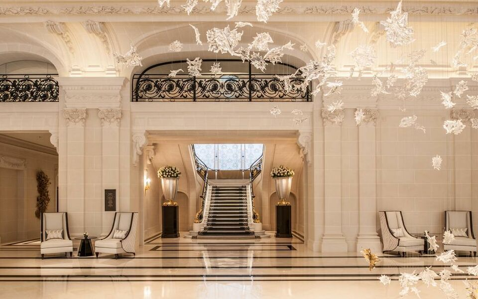 Hotel the peninsula paris paris frankreich for Frankreich hotel paris
