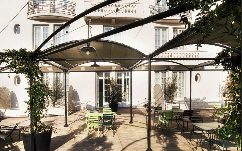 Coll ge h tel lyon frankreich for Design boutique hotel lyon