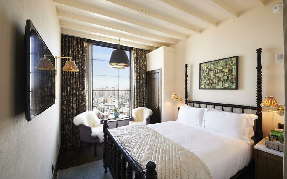 The ludlow hotel a design boutique hotel new york city u for Design boutique hotels new york