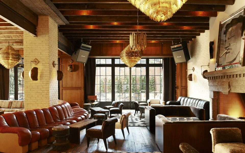 The ludlow hotel a design boutique hotel new york city u s a for Ludlow hotels with swimming pool