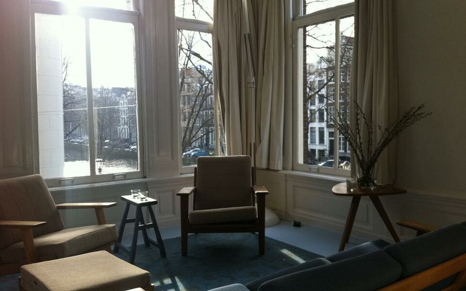 Miauw Suites, canal view city centre hotel, Amsterdam, Centrum (7)