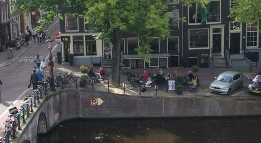 Miauw Suites Canal View City Centre Hotel Amsterdam