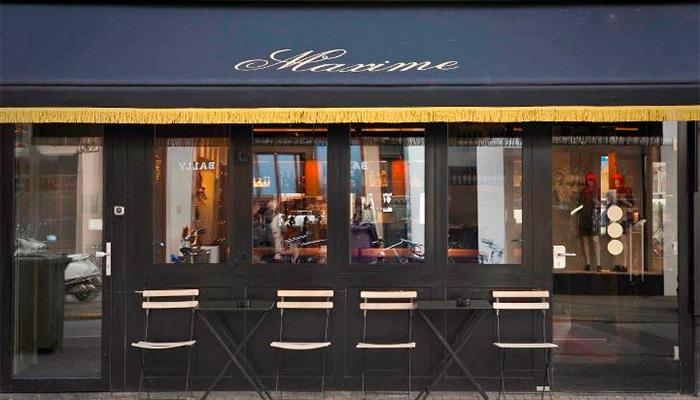Boutique Hotel Maxime Amsterdam Netherlands