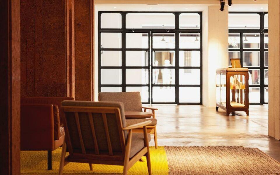 7 islas hotel madrid espagne my boutique hotel - Siete islas hotel ...