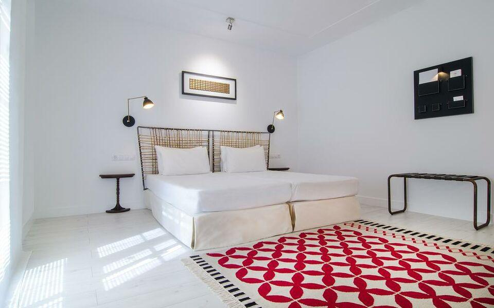 Siete islas madrid espagne my boutique hotel - Hotel 7 islas en madrid ...