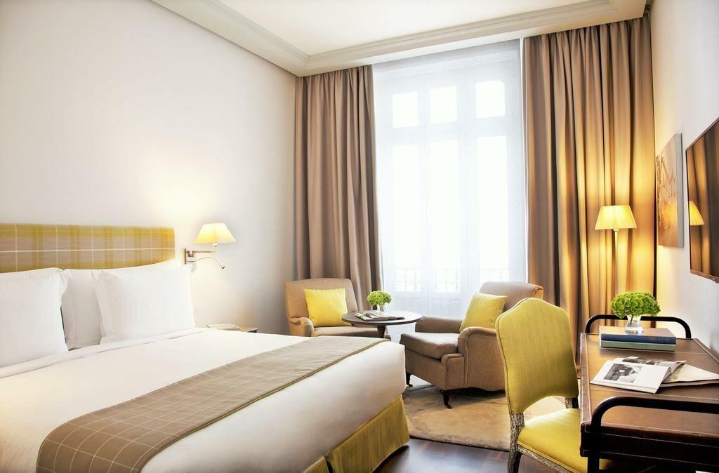 Urso hotel spa madrid spanien for Design boutique hotel madrid
