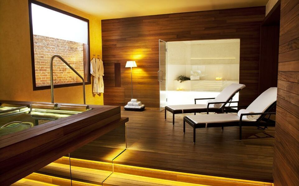 Urso Hotel Spa A Design Boutique Hotel Madrid Spain