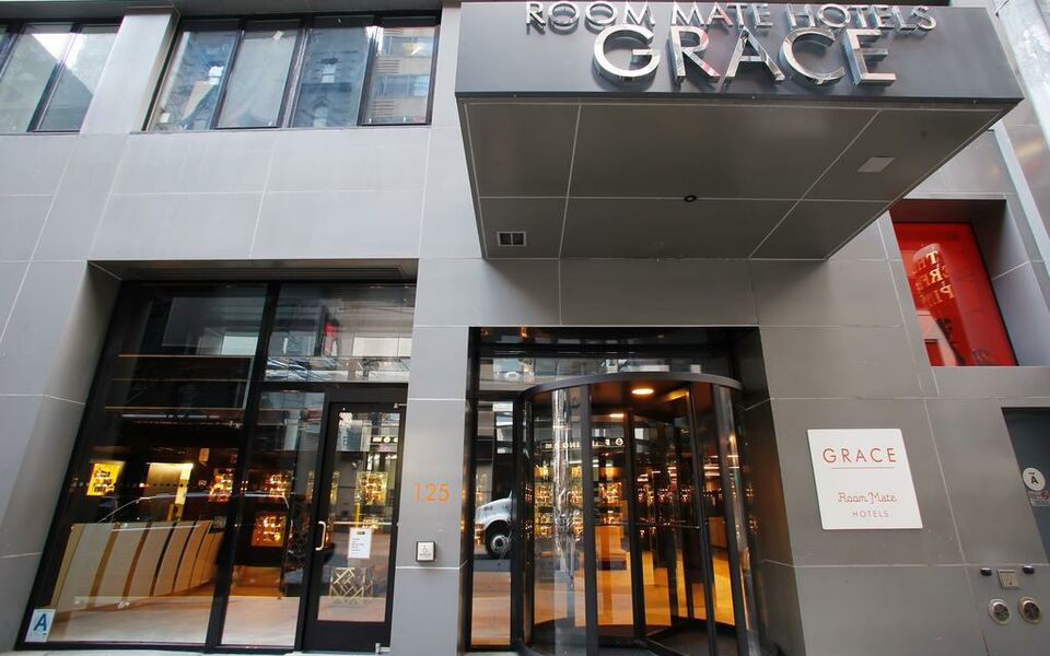 Room Mate Grace Boutique Hotel, New York [NYC], Times Square (9)