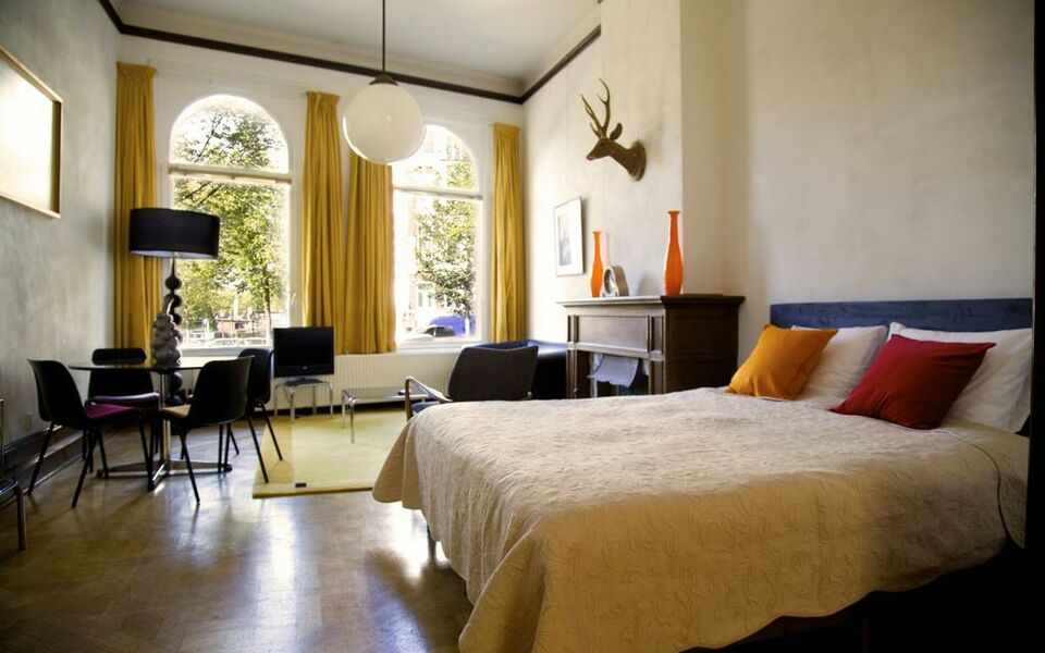 Tulipa Bed & Breakfast, Amsterdam, Centrum (9)
