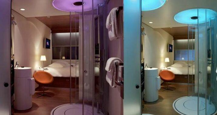 Citizenm amsterdam a design boutique hotel amsterdam for Design boutique hotel nederland