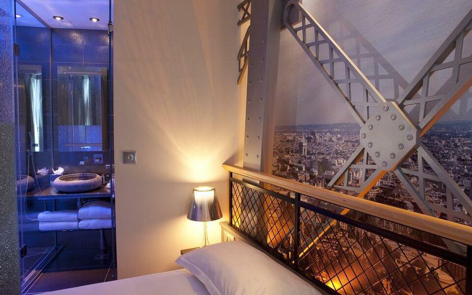 Hotel design secret de paris a design boutique hotel for Secret de paris hotel