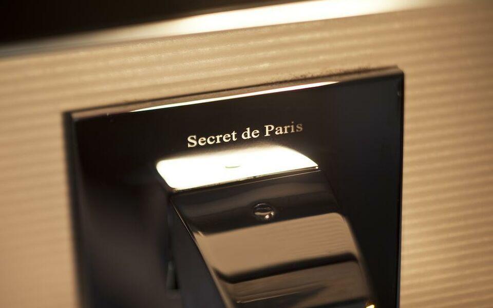 Hotel design secret de paris a design boutique hotel for Secret paris
