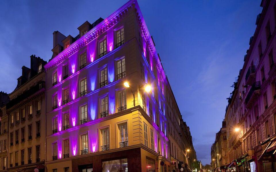 Hotel design secret de paris a design boutique hotel for Boutique hotels france