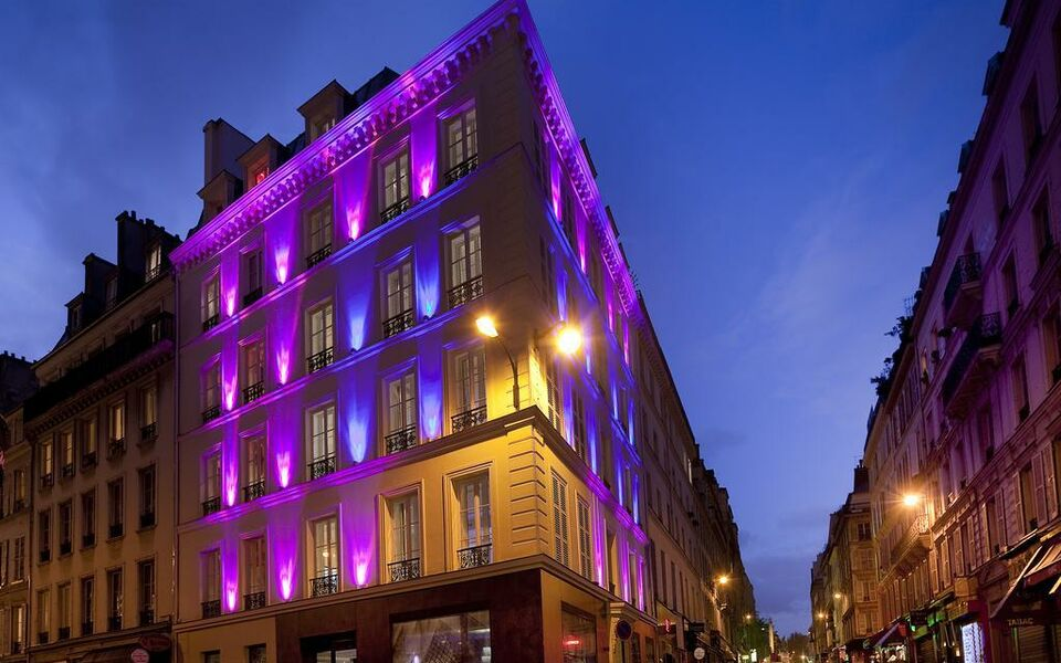 Hotel design secret de paris a design boutique hotel for Design hotel paris