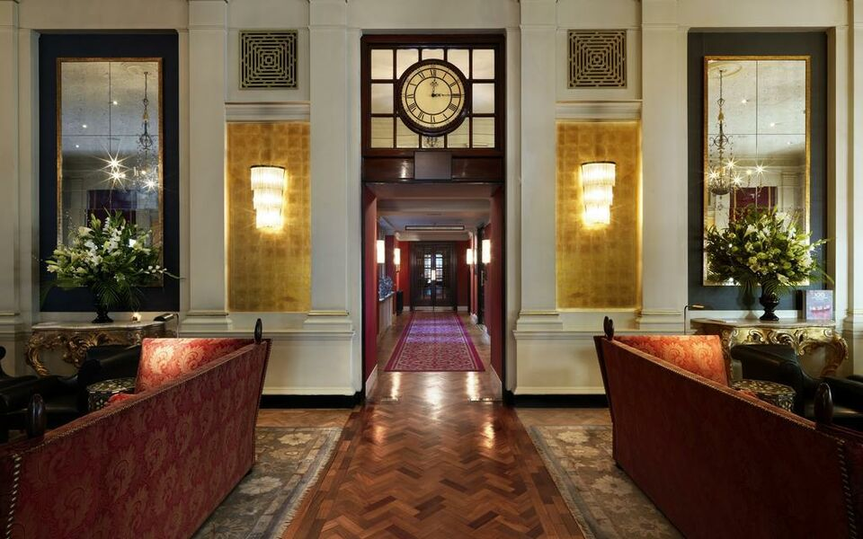 The Bloomsbury Hotel, London, Central London (4)
