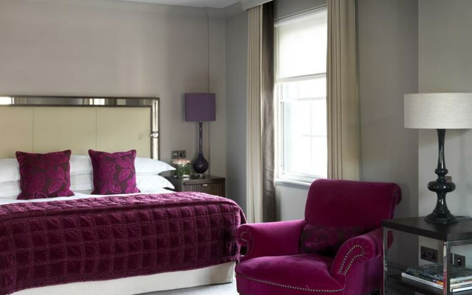 The Bloomsbury Hotel, London, Central London (5)