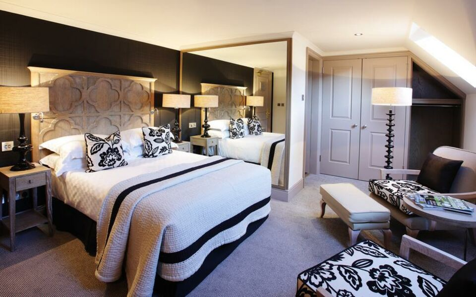 The Bloomsbury Hotel, London, Central London (6)
