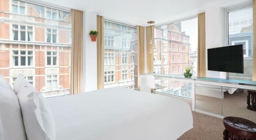 St Martins Lane A Morgans Original A Design Boutique Hotel London United Kingdom