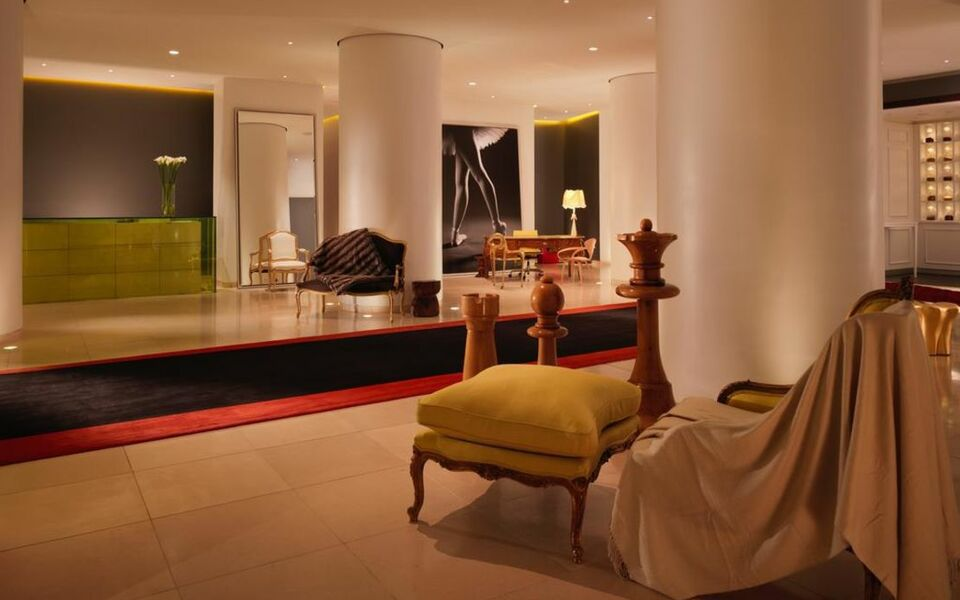 St Martins Lane A Design Boutique Hotel London United
