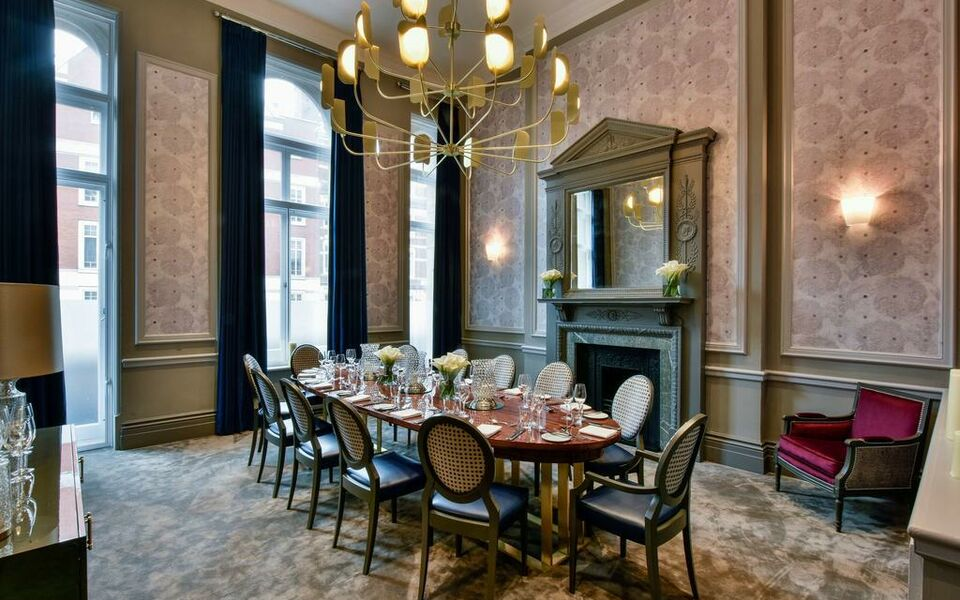 Andaz Hotel London Meeting Rooms