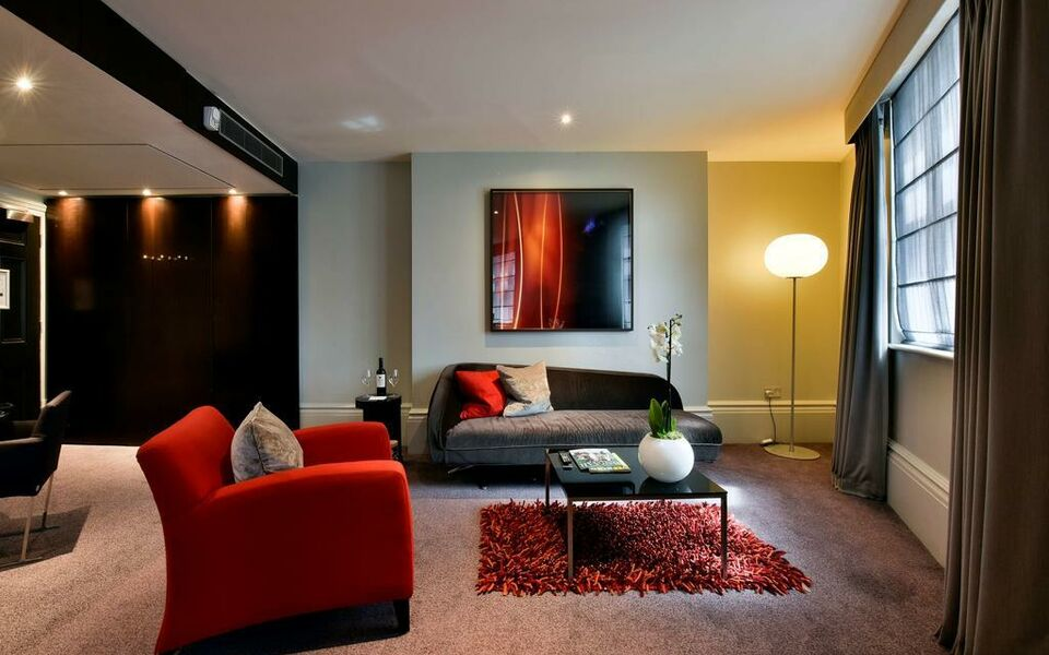 Andaz London Liverpool Street, London, Shoreditch (16)