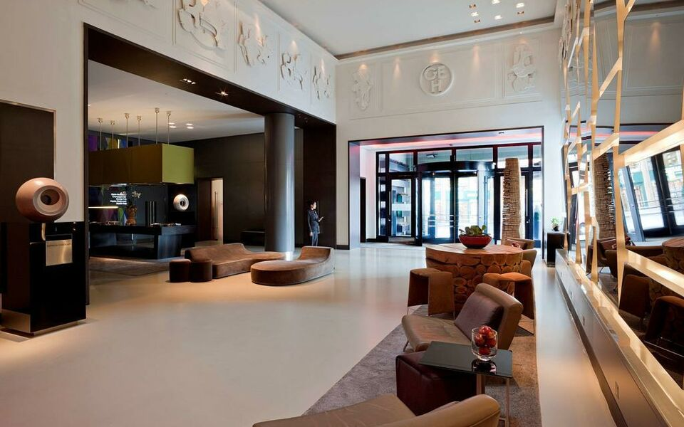 Andaz London Liverpool Street, London, Shoreditch (18)