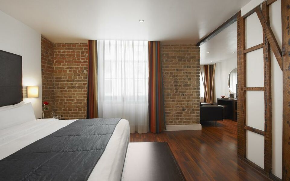 Caesar hotel a design boutique hotel london united kingdom for Design hotel londra