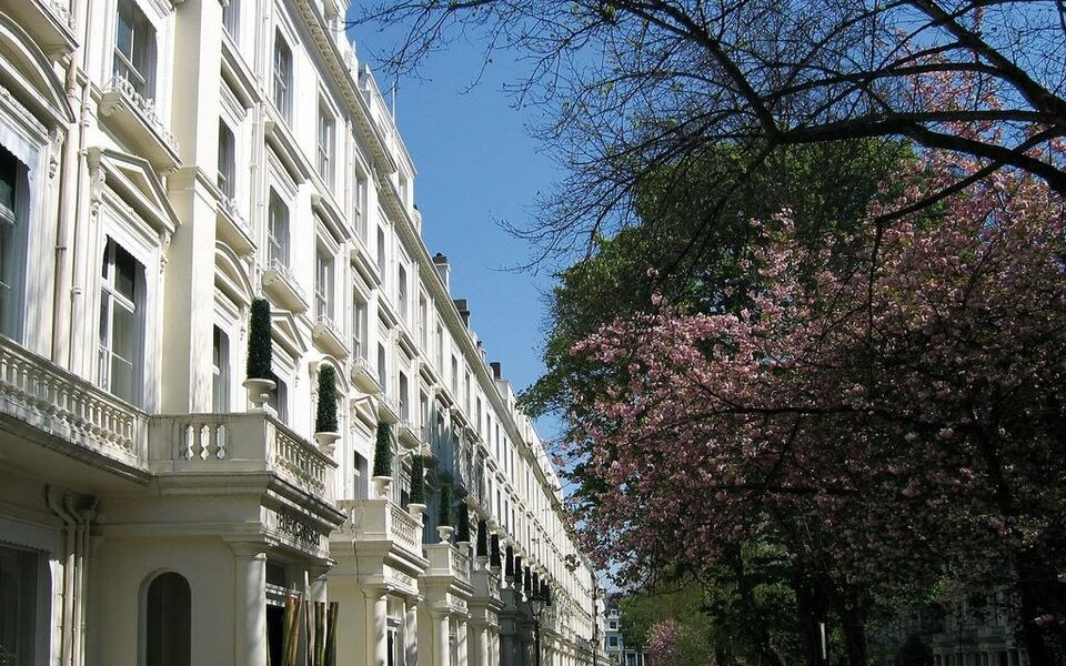 Boutique Hotel Marble Arch, near Oxford street and Hyde Park