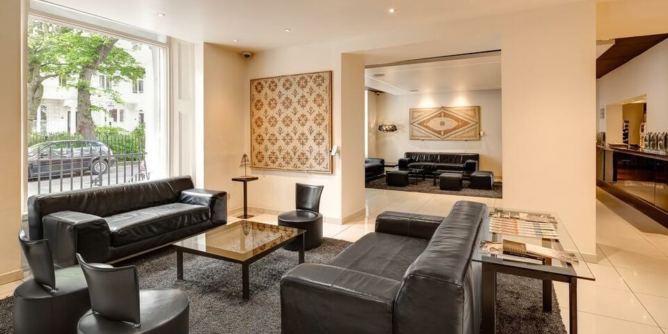 Cleveland Hotel London, Bayswater Hotels, London Hotels