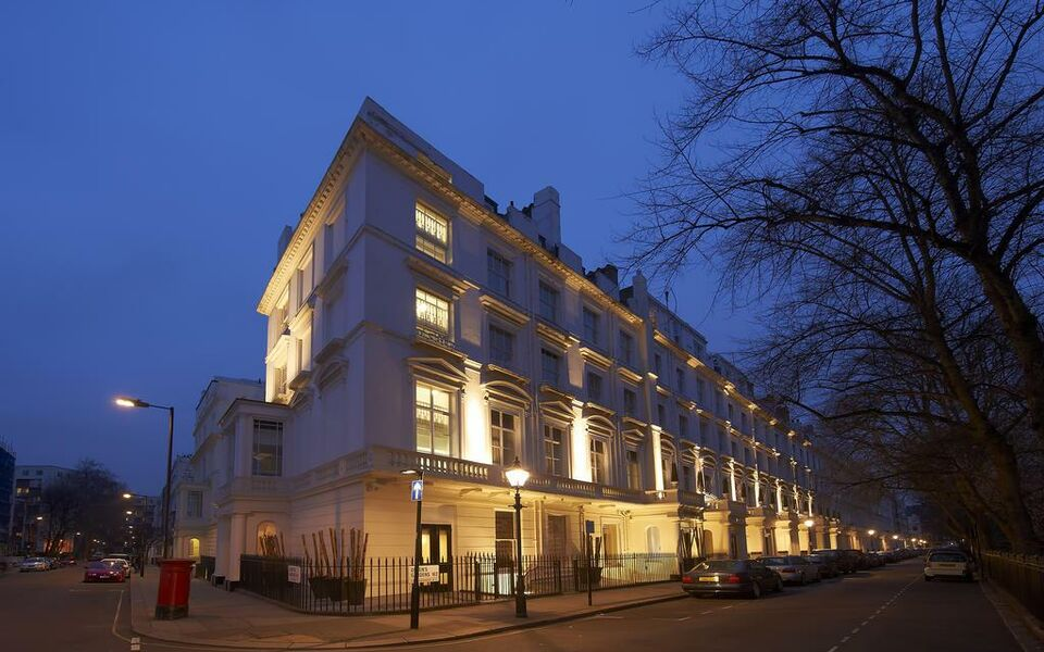 Caesar Hotel, London, Bayswater (13)