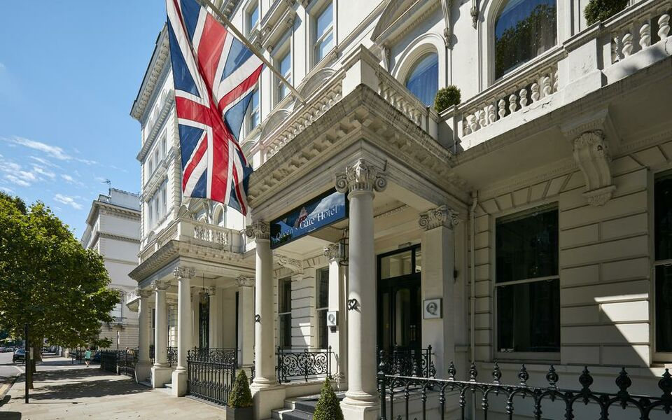 The Queens Gate Hotel, London, Central London (1)