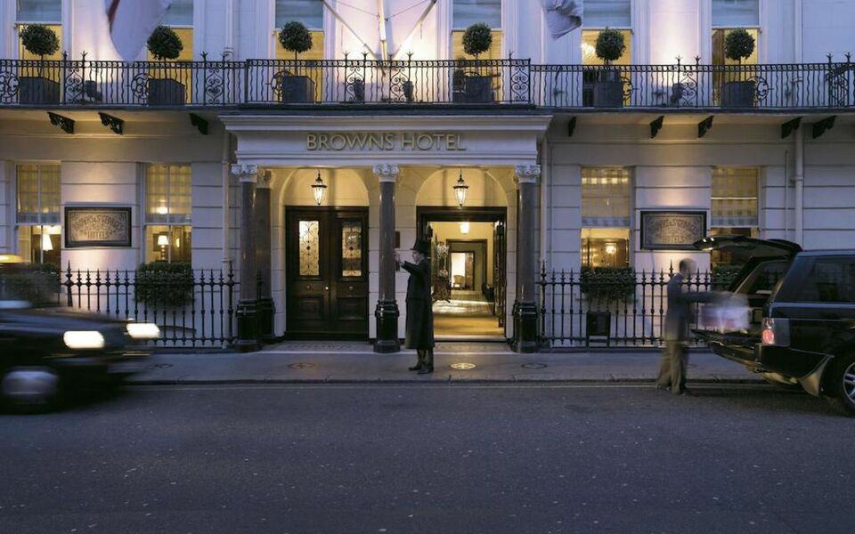 Rocco Forte Brown's Hotel, London, Buckingham (7)