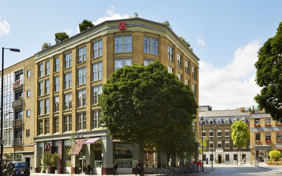 The Zetter Hotel, London, Central London (1)